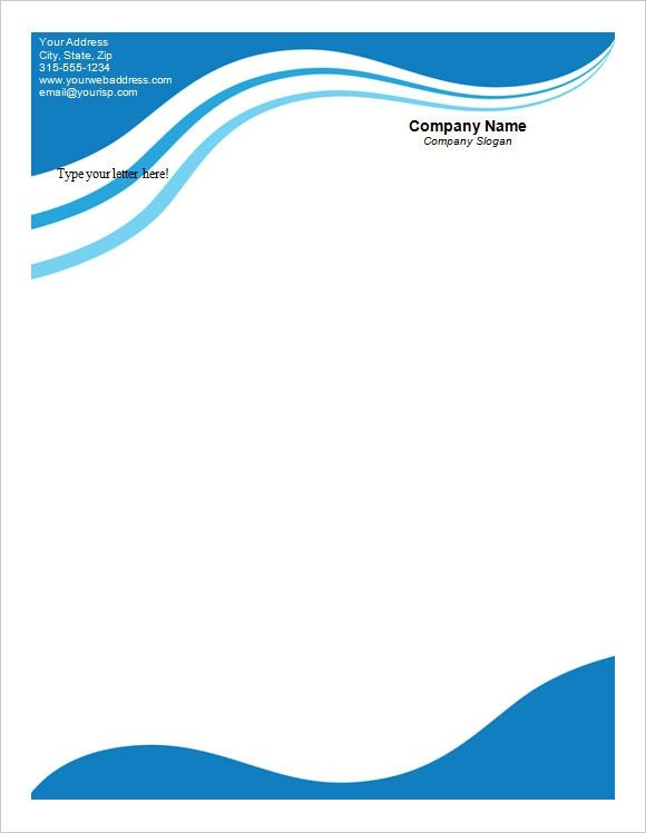 Letterhead Designs Free Templates Sample Pany Letterhead Template 15 Download In Psd