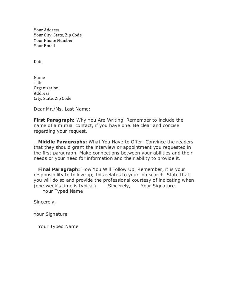 Letters Of Resignation Template Sample Resignation Letter 1