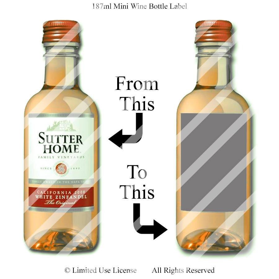 Liquor Bottle Labels Template Liquor Label Template