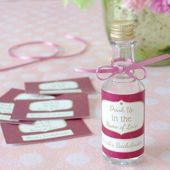 Liquor Bottle Labels Template Party Starters Mini Liquor Labels Take the Party Up A Notch