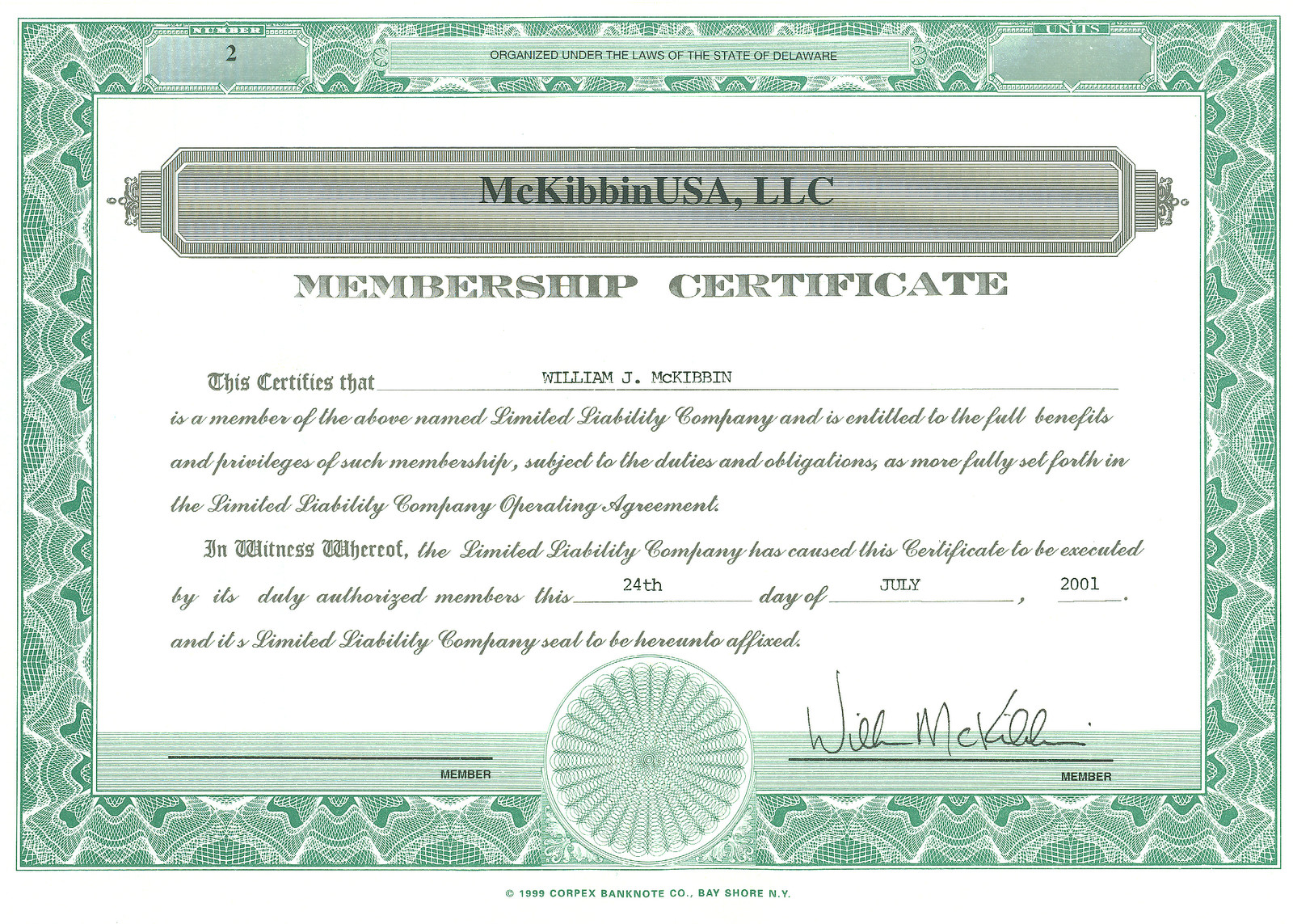 Llc Member Certificate Template to Learn More About How I Started My Business Back In 2001