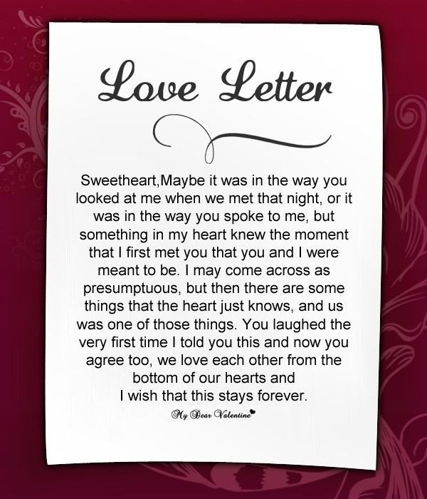 Love Letter to Girlfriend 102 Best Love Letters for Her Images On Pinterest