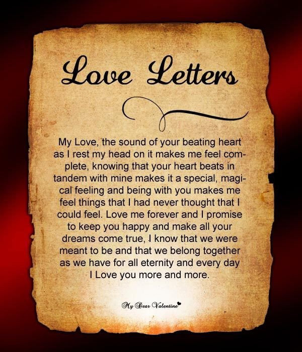 Love Letters for Him 123 Best Images About My Love Letters to Him On Pinterest