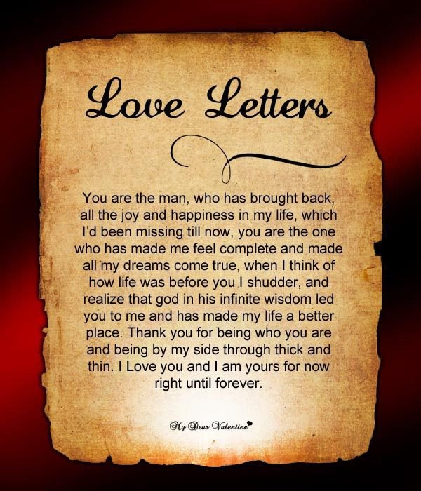 Love Letters for Him 25 Best Ideas About Romantic Letters for Him On Pinterest