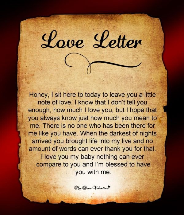 Love Letters for Him Love Letter for Him 86