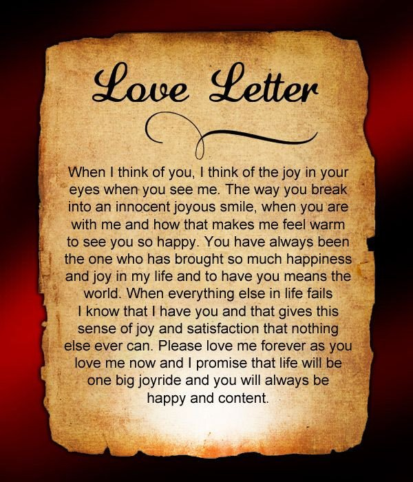 Love Letters for Him Love Letters for Him 41 Love Letters for Him