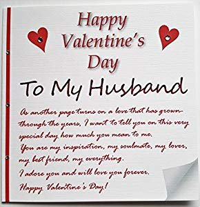 Love Letters for Husband Handmade Valentine S Card A Love Letter to My Husband