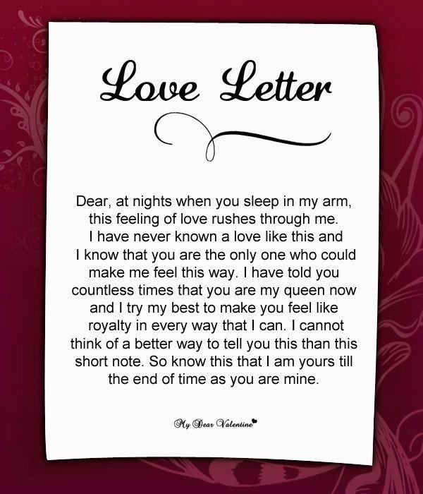 Love Letters for Husband Love Letter for Her 57