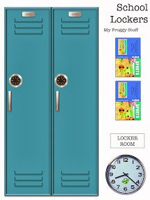 Lps Printables Lockers My Froggy Stuff February 2014