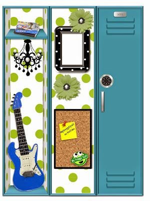 Lps Printables Lockers My Froggy Stuff Free Printables Polly S Ideas