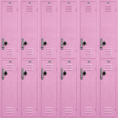 Lps Printables Lockers School Lockers Background Pink Tiled Background Image