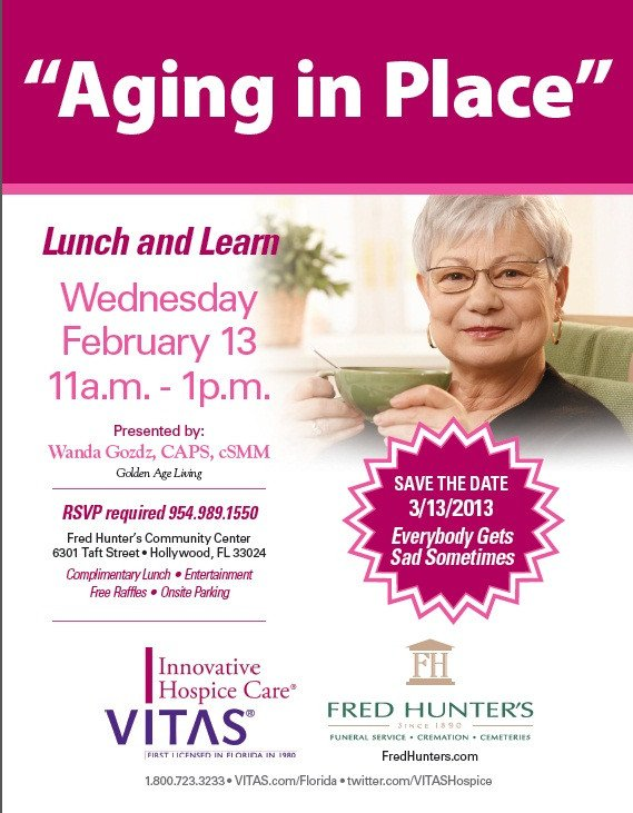 Lunch and Learn Invitations Blog fort Lauderdale Funeral Home