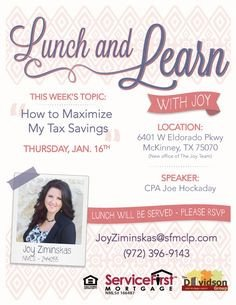 Lunch and Learn Invitations Lunch and Learn Flyer Templates