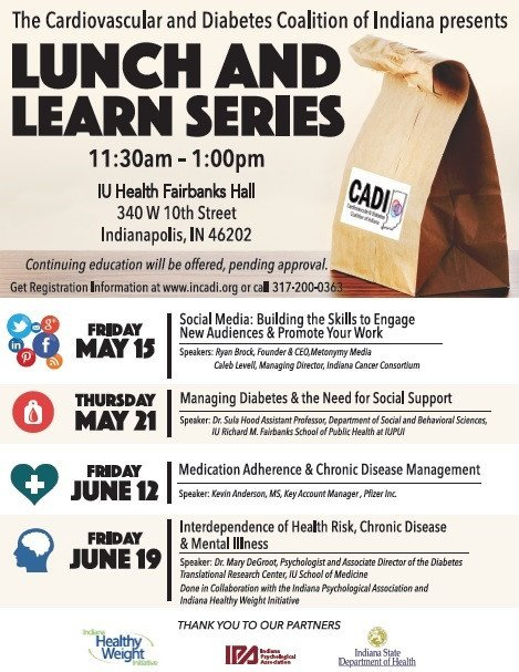 Lunch and Learn Invitations Lunch and Learn Series Incadi