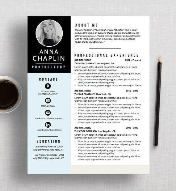 Mac Pages Resume Templates Resume Template Cv Template Cover Letter