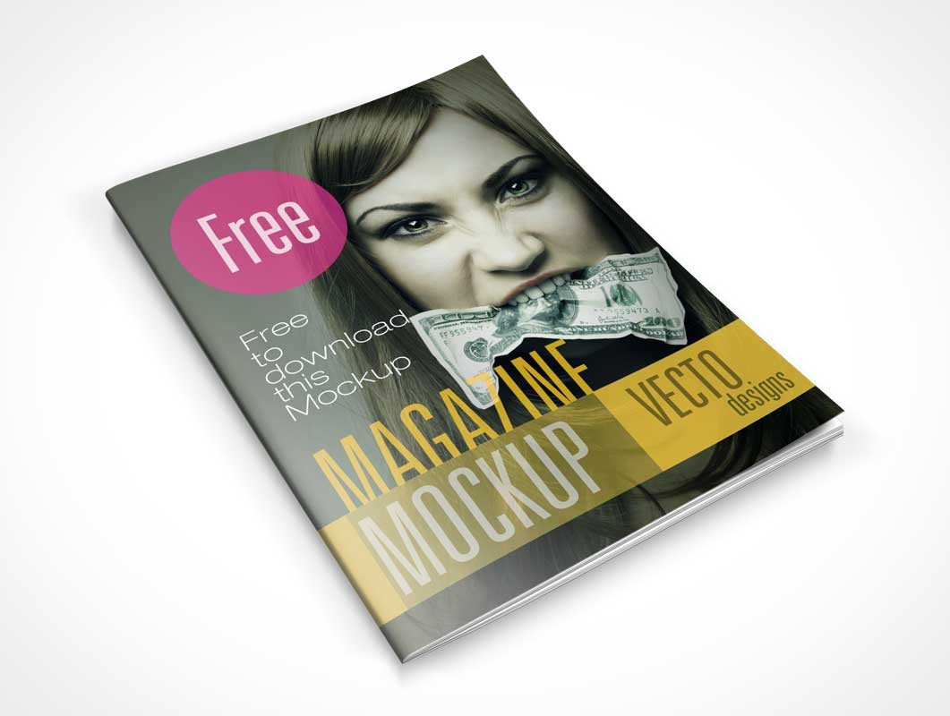Magazine Cover Mockup Free 8 Free Magazine Psd Mockups Cover and Page Shots Psd Mockups