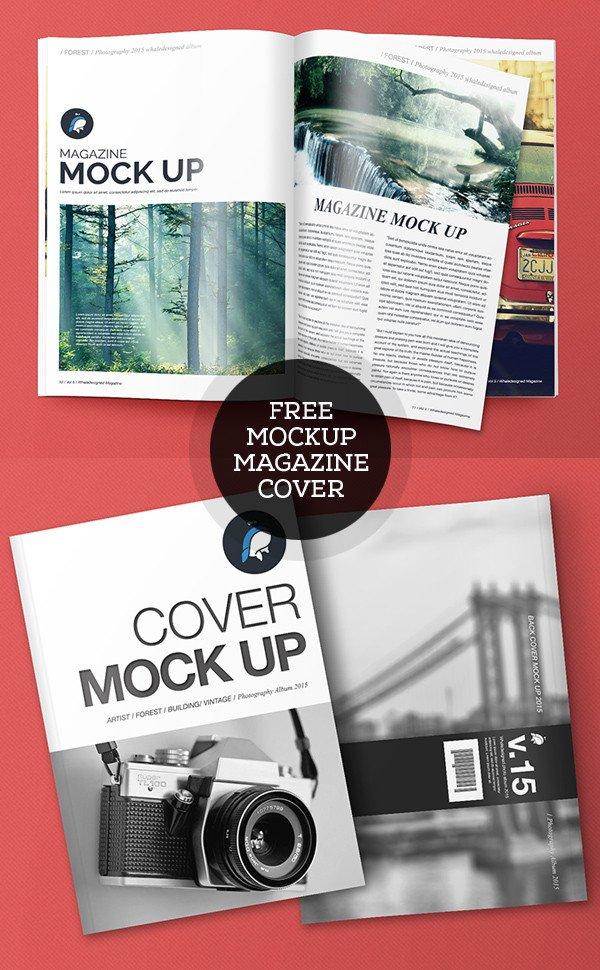 Magazine Cover Mockup Free New Free Shop Psd Mockups for Designers 26 Mockups