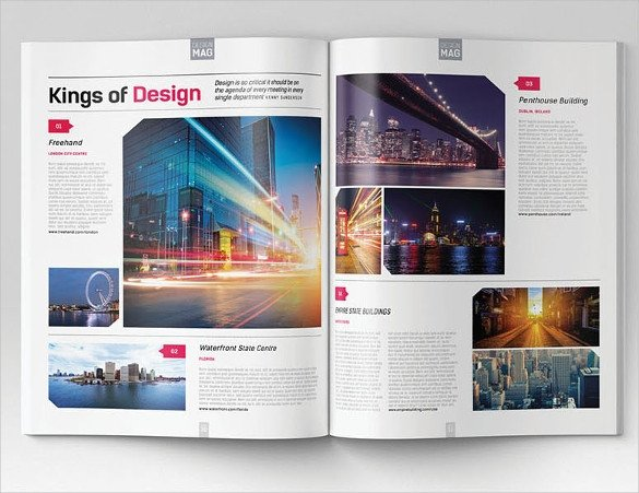 Magazine Layout Templates Free Download 34 Indesign Brochure Templates Psd Word Ai Apple