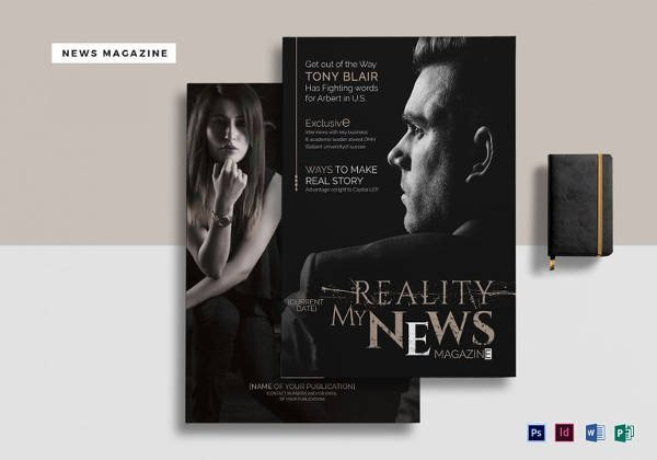Magazine Template for Microsoft Word 66 Brand New Magazine Template Free Word Psd Eps Ai