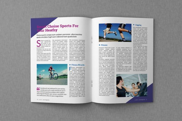 Magazine Template for Microsoft Word 8 Microsoft Word Magazine Templates Layouts Styles
