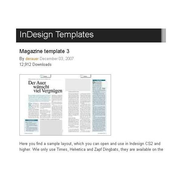 Magazine Template for Microsoft Word Great Free Magazine Layout Templates Use as is or Get