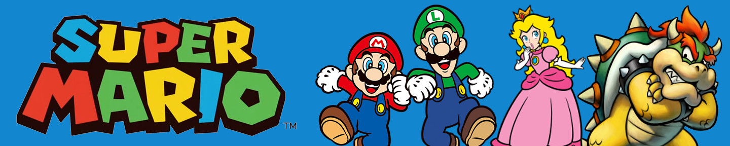 Mario Youtube Banner Lights Camera Action Bringing Nintendo to the Big