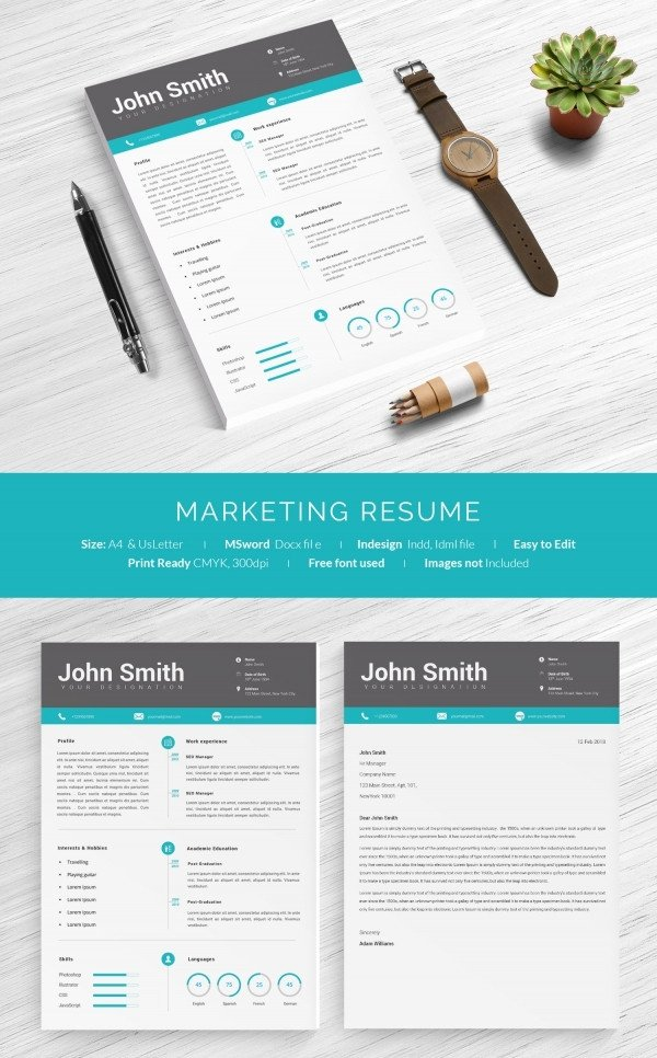 Marketing One Sheet Template 41 E Page Resume Templates Free Samples Examples