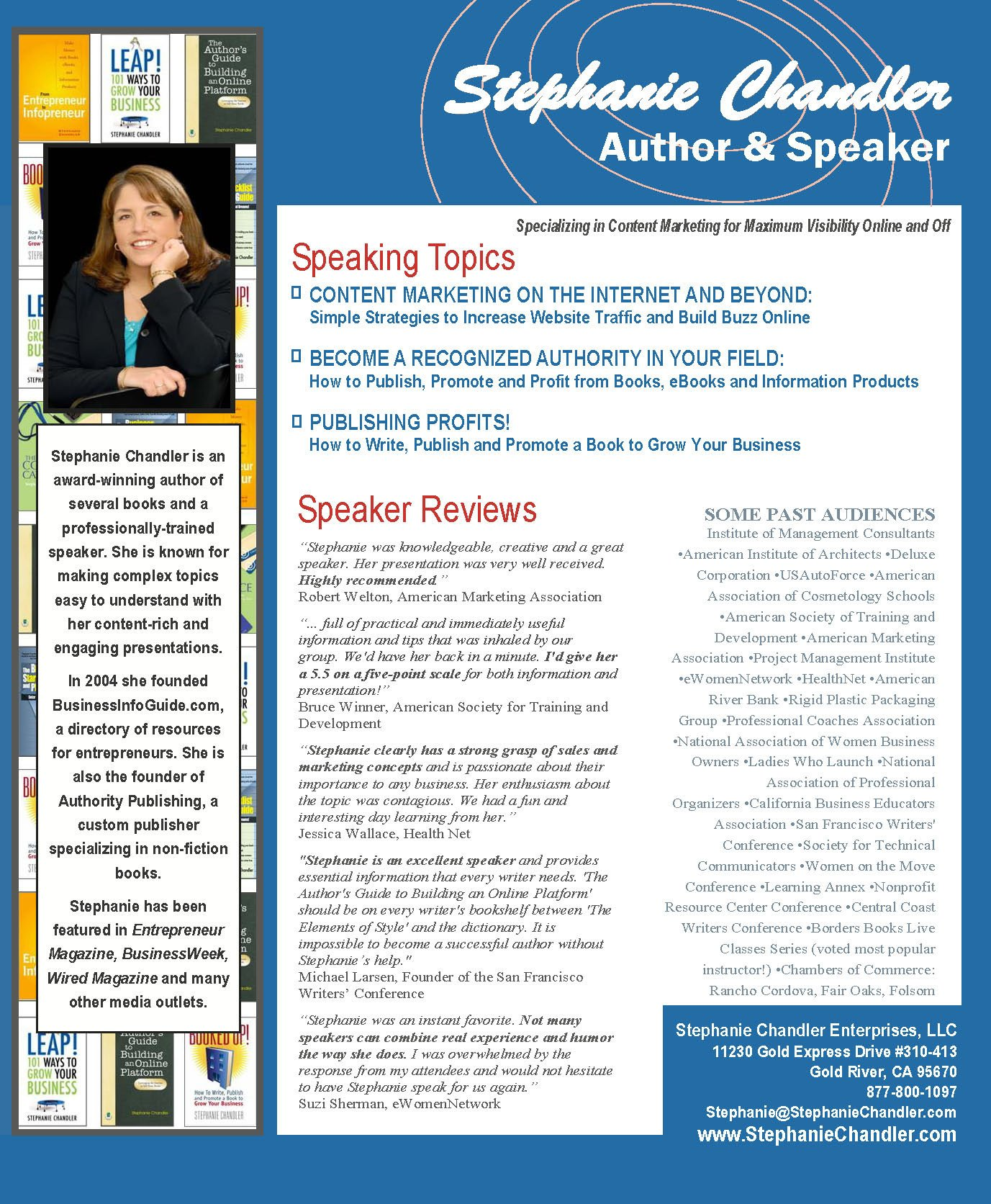 Marketing One Sheet Template Be E A Professional Speaker How to Create A Speaker Sheet