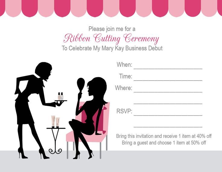 Mary Kay Invitation Templates Mary Kay Debut Party Ideas 1000 Images About Mk Debut On