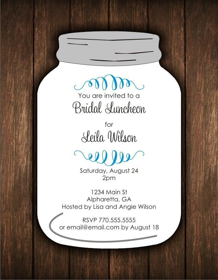 Mason Jar Invitation Template 326 Best Images About Printables On Pinterest