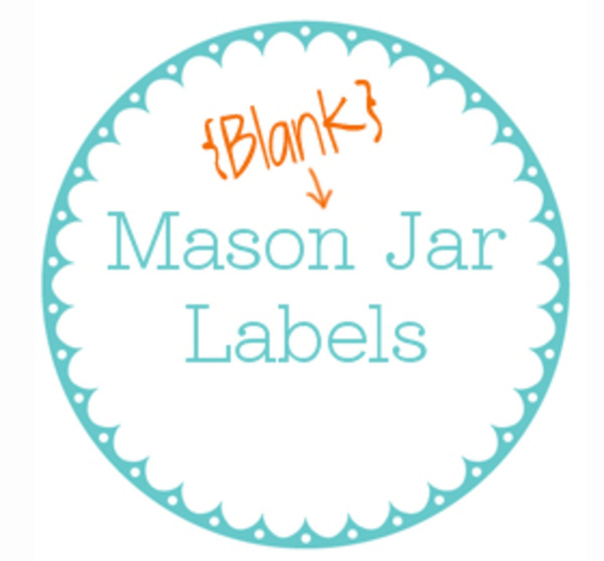 Mason Jar Label Template Printable Jar Label Template today S Mama