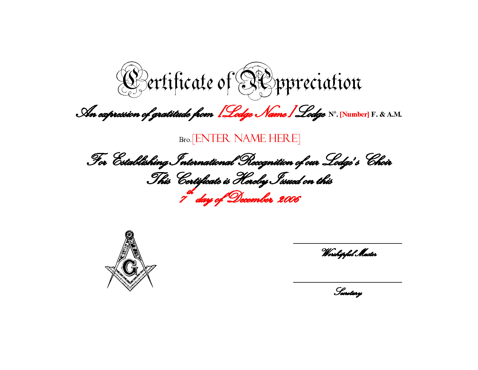 Masonic Certificate Template Free Index Of Cdn 3 1993 46