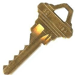 Master Lock Bump Key Template Schlage Sc1 Bump Key Single Bump Keys Probumpkeys