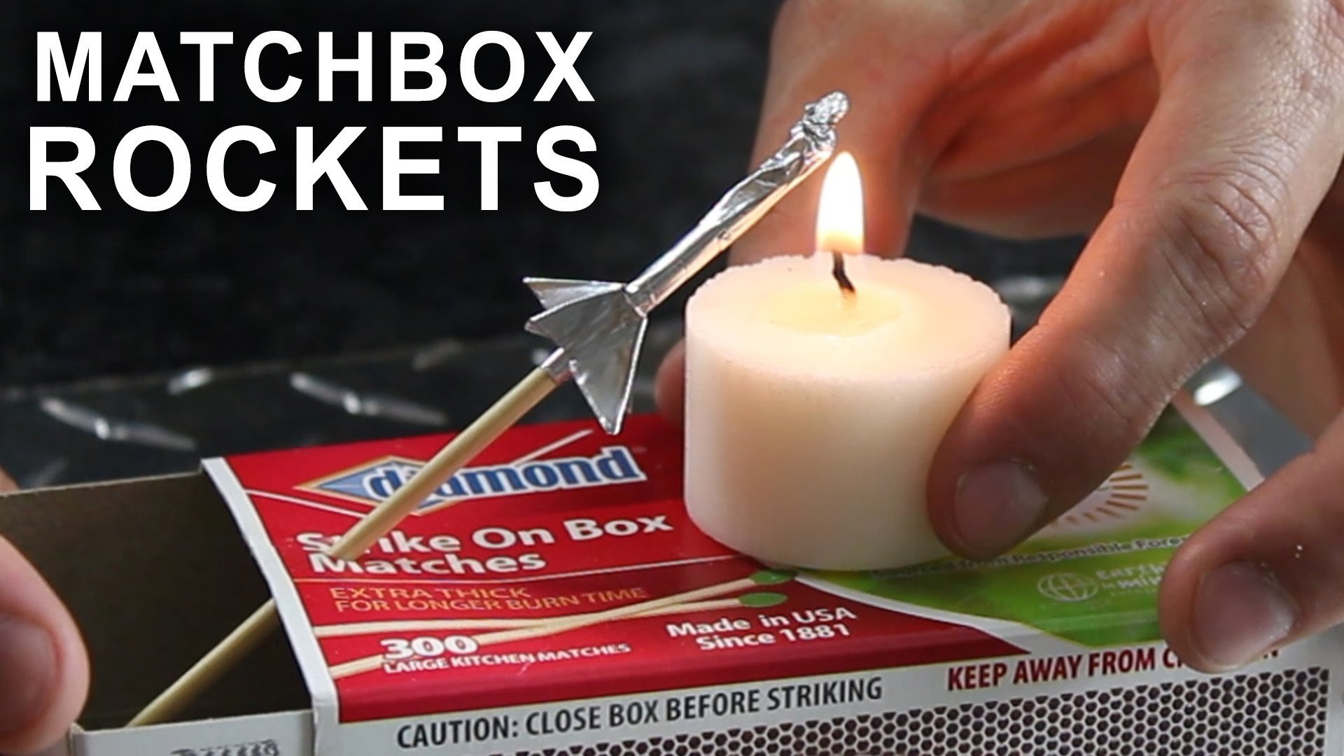 Matchbox Rockets Template How to Make A Matchbox Rocket Launching Kit top Tips Feed