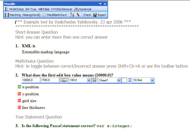 Matching Test Template Microsoft Word Matching Test Template for Word – Humman