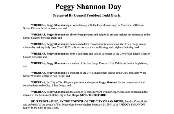 Mayoral Proclamation Template What's In A Proclamation It's the Sentiment that Counts