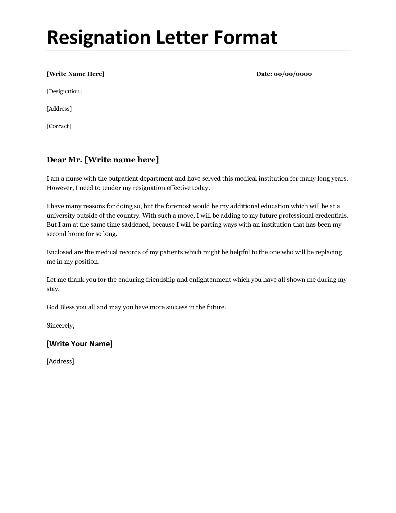 Medical assistant Resignation Letter Best S Of Medical Resignation Letter Medical