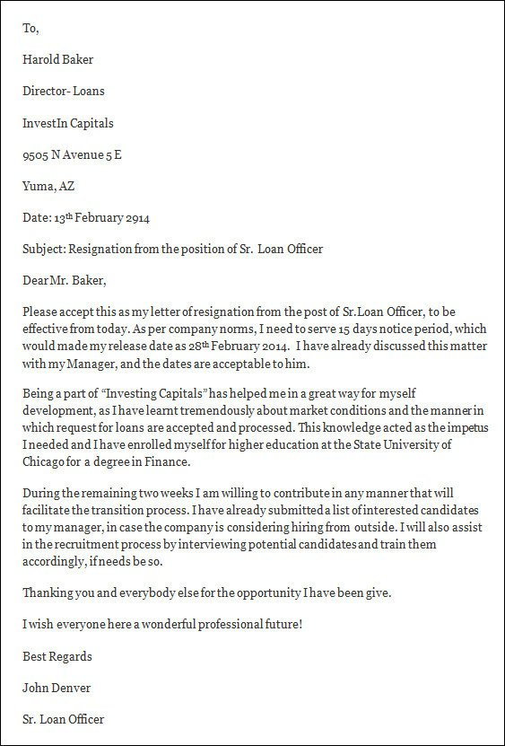 Medical assistant Resignation Letter Sample Job Resignation Letter 14 Free Documents In Word