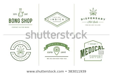 Medical Marijuana Label Template Hashish Stock Royalty Free & Vectors
