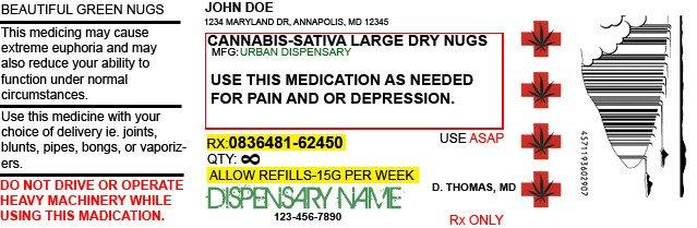 Medical Marijuana Label Template Medical Marijuana Prescription by Timmysacc2 On Deviantart