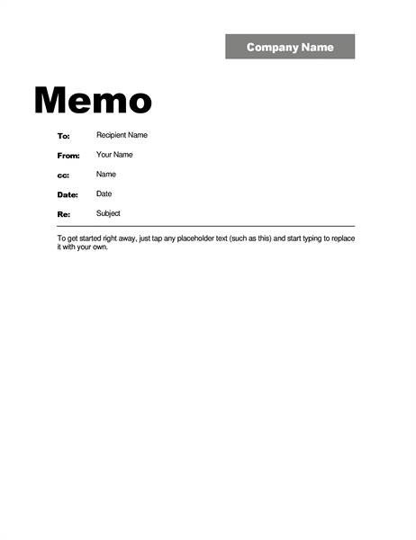Memorandum Templates for Word 21 Memo Writing Examples Pdf Word Apple Pages Google