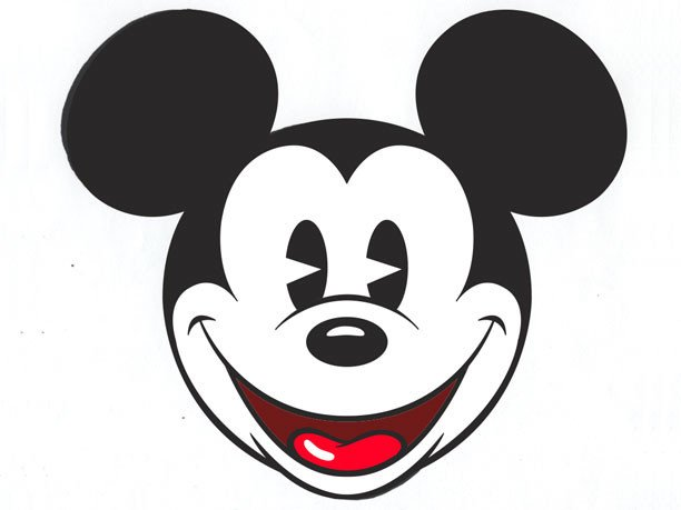 Mickey Mouse Face Template Disney Park News April 2011