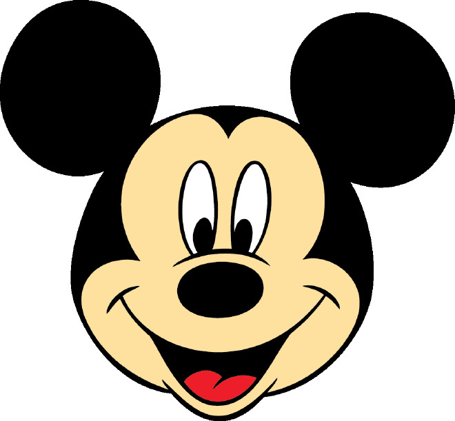 Mickey Mouse Face Template Free Mickey Mouse Head Download Free Clip Art Free