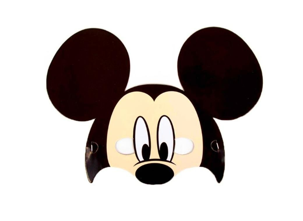 Mickey Mouse Face Template Mickey Mouse Face Image