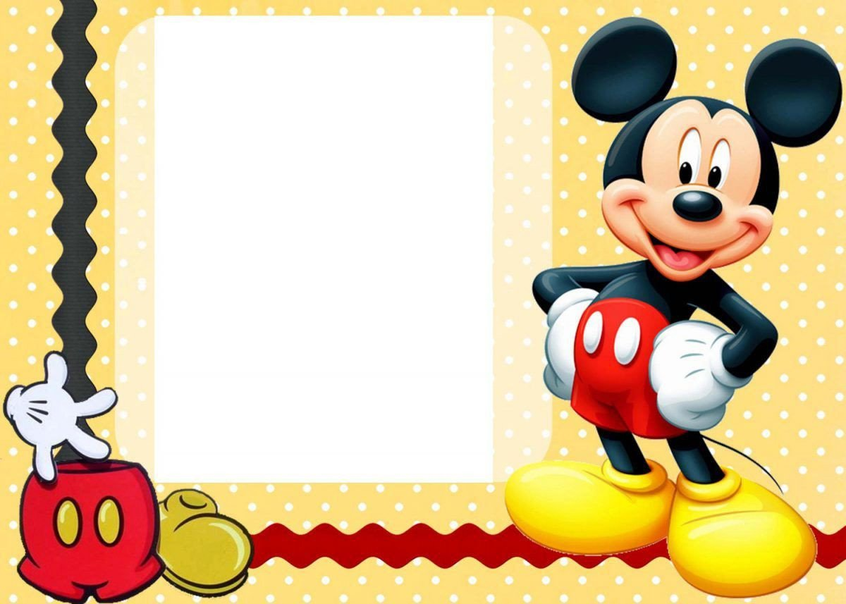 Mickey Mouse Invitation Maker Free Christening Invitation Card Maker Online