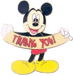 Mickey Mouse Thank You Images Mozilla Internship Ends
