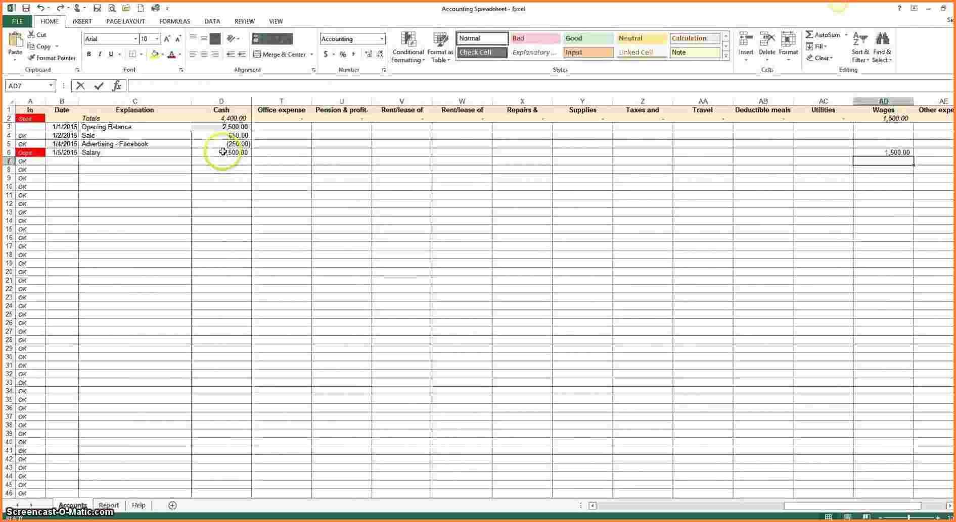 Microsoft Excel Spreadsheet Template 8 Small Business Excel Spreadsheet