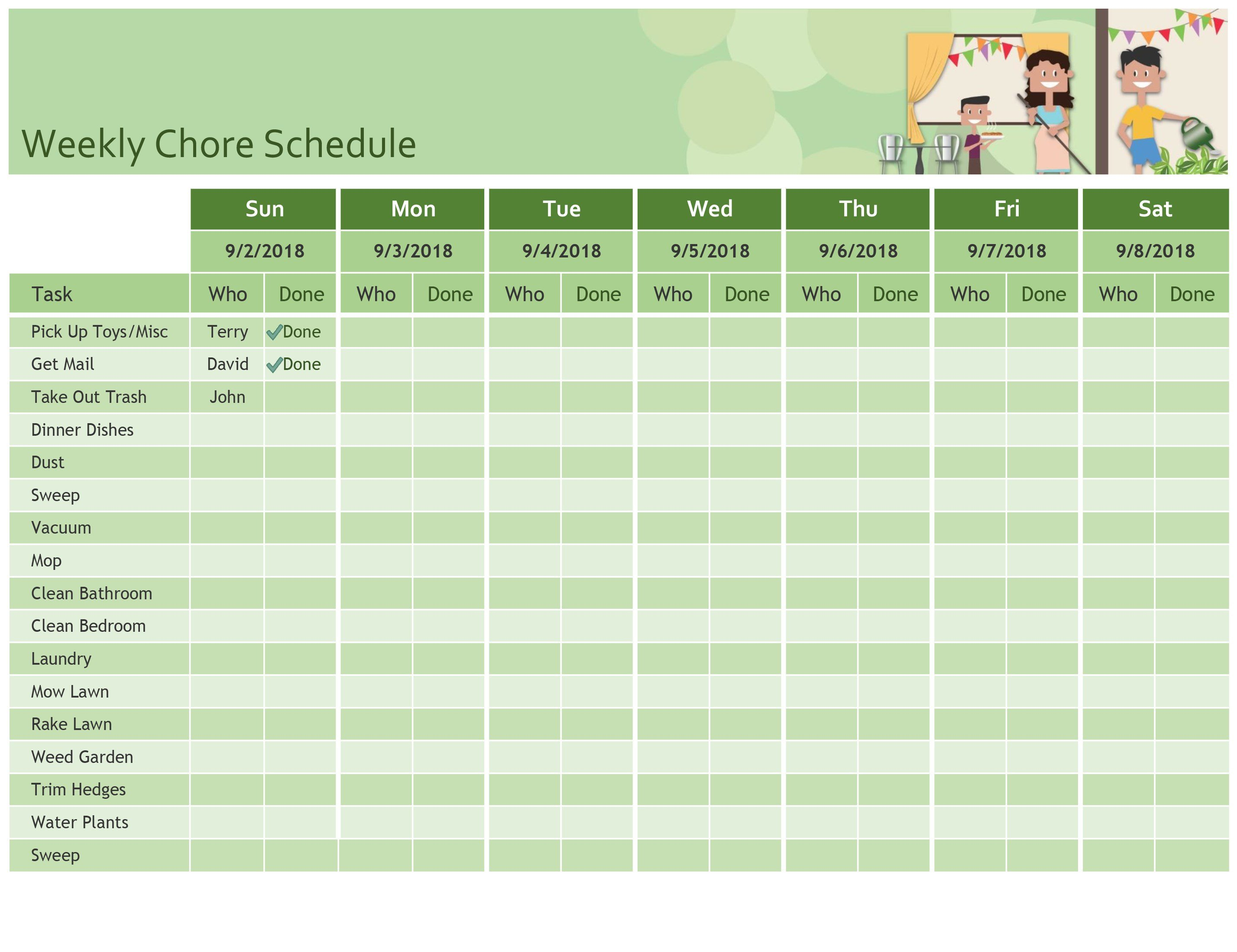 Microsoft Excel Spreadsheet Template Excel