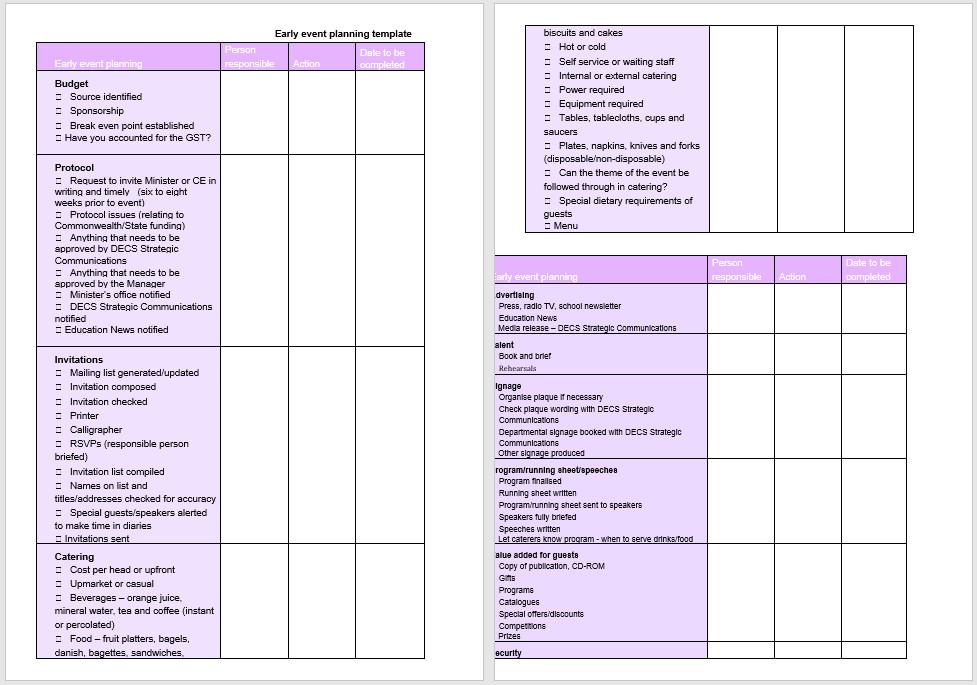 Microsoft Office Check Template 15 Free Checklist Templates Microsoft Fice Templates