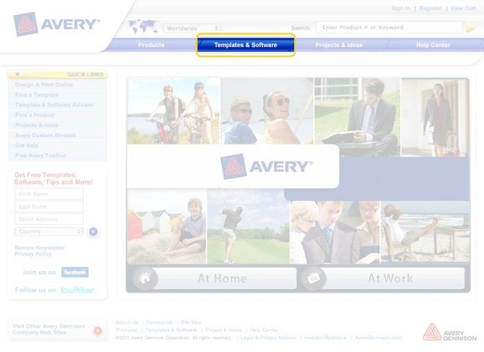 Microsoft Office Label Template Avery Wizard for Microsoft Word Avery Wizard Download
